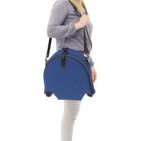 Outwell Poelo Deluxe Taburetes plegables, classic blue